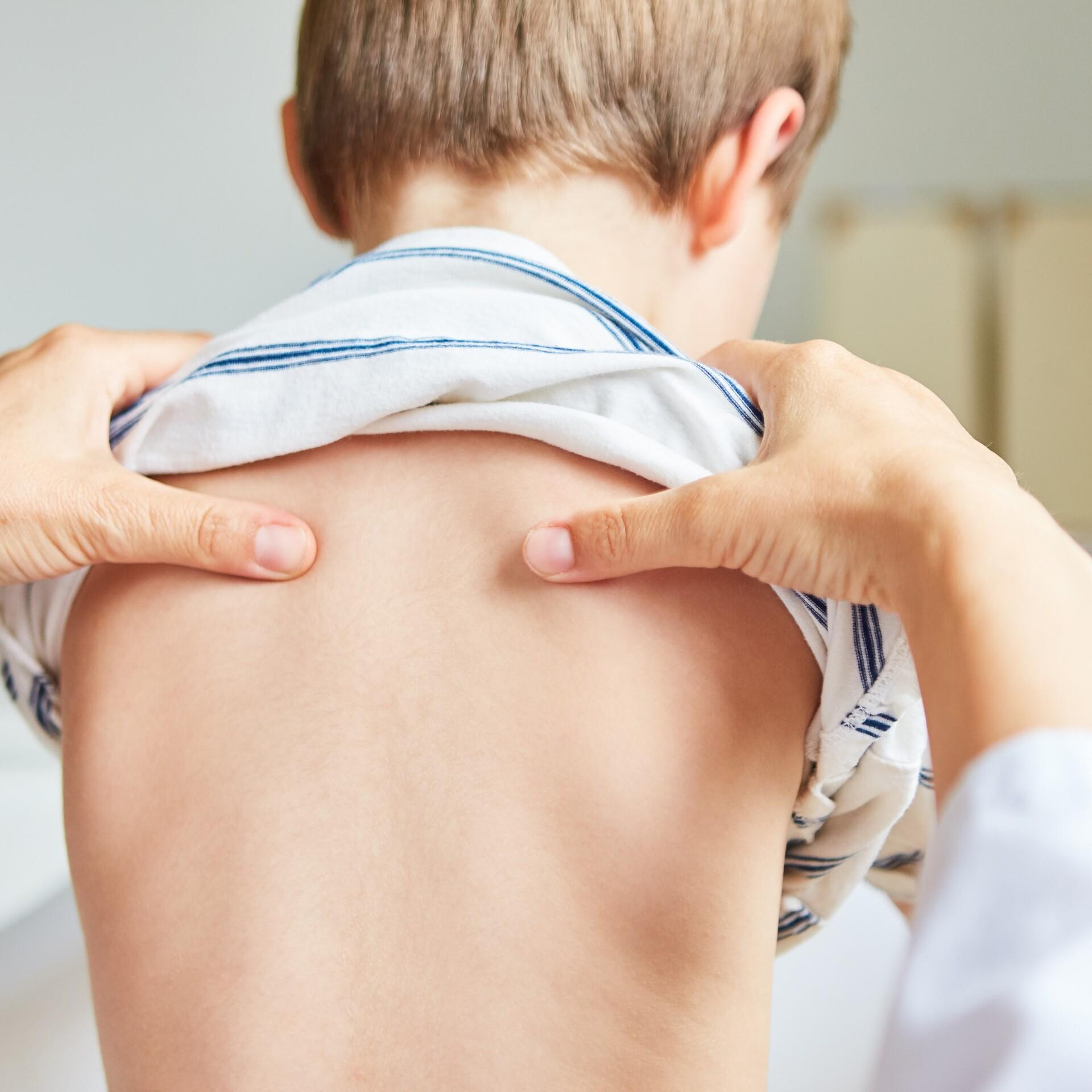 Ostéopathie pour nourrissons et enfants